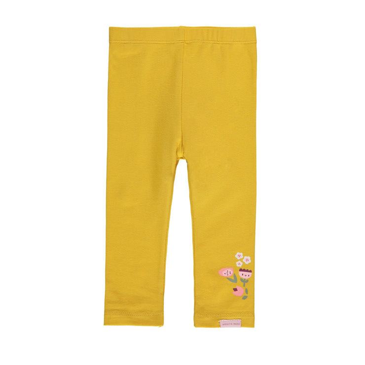 Legging jaune || Yellow Leggings