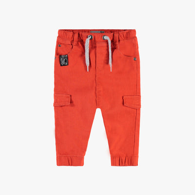 Pantalon rouge || Red Pants