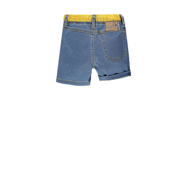 Bermuda en denim léger || Light Denim Shorts