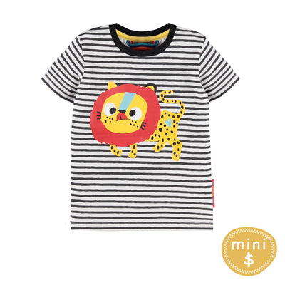 T-shirt à rayures || Striped T-shirt