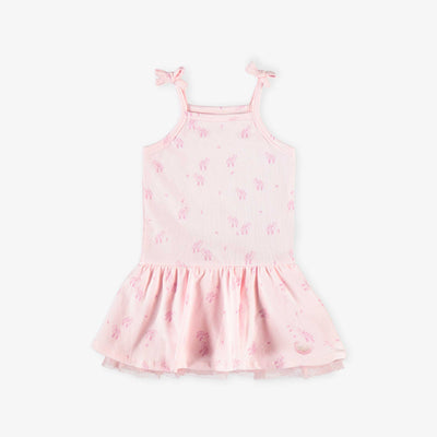 Cache-couche à jupe || Skirted Bodysuit