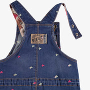 Salopette en denim léger || Light Denim Overall