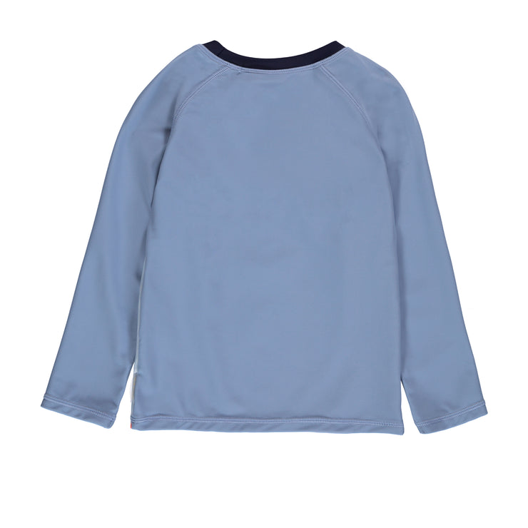T-shirt de bain à manches longues || Long-sleeve Swim T-shirt