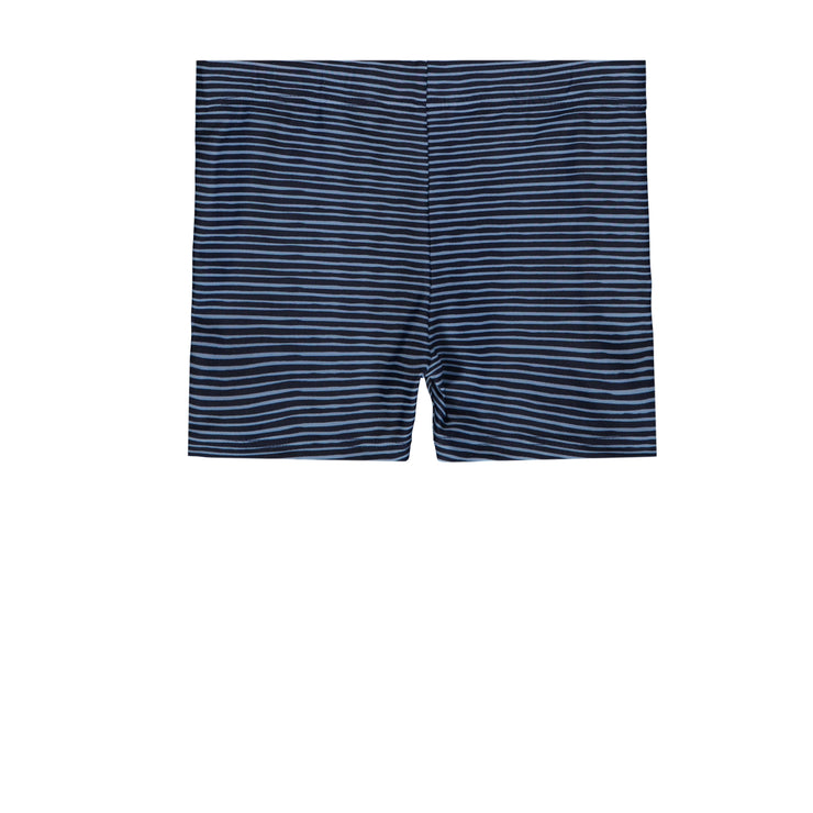 Short de bain marine || Navy Swim Shorts