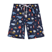 Bermudas de bain - Poissons || Fish Swim Shorts