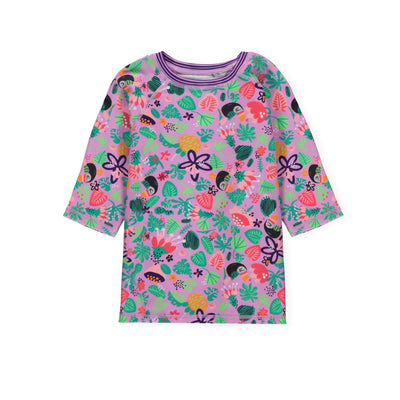 T-shirt de bain à motifs || Patterned Swim T-shirt