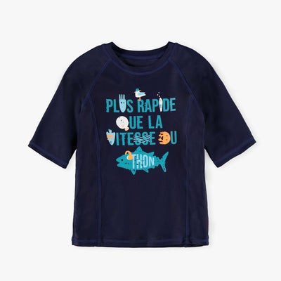 T-shirt de bain marine || Navy Swim T-shirt