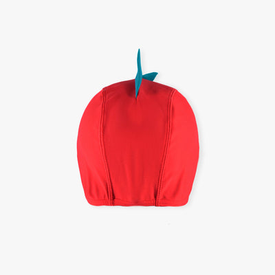 Bonnet de bain rouge || Red Swim Cap