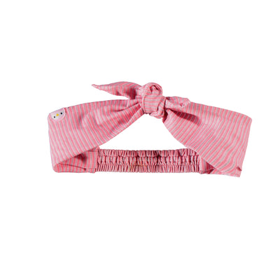 Bandeau rose || Pink Headband