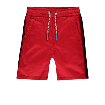 Short rouge || Red Shorts