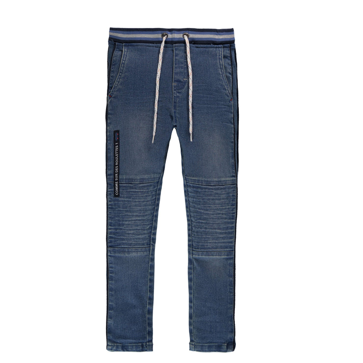 Pantalon de denim - Coupe étroite  || Denim Pants - Slim fit