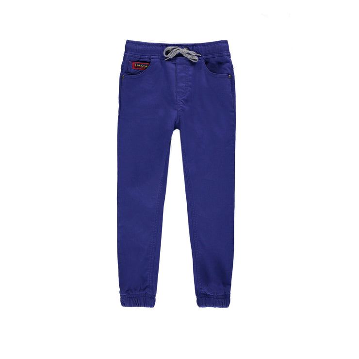 Pantalon bleu || Blue Pants