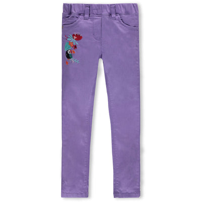 Pantalon mauve ajusté || Skinny Purple Pants