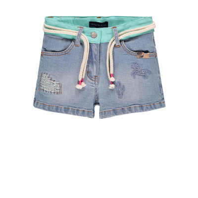 Bermuda de denim || Denim Shorts
