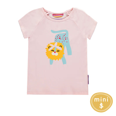 T-shirt rose pâle  || Light Pink T-Shirt