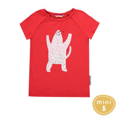 T-shirt rouge  || Red T-Shirt