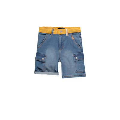 Short en denim || Denim Bermuda Shorts