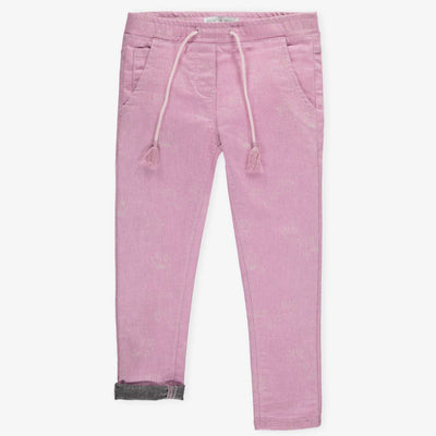 Pantalon mauve || Purple Pants