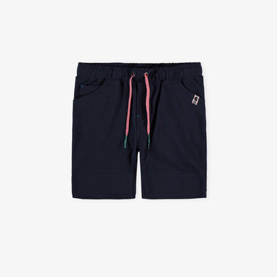 Short de coton français marine || Navy French Terry Shorts