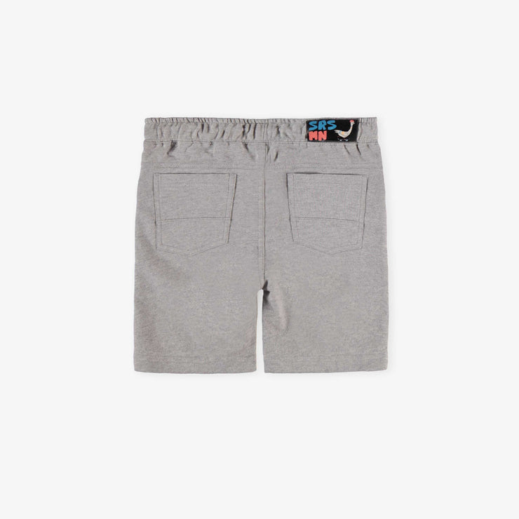 Short de coton français || French Terry Shorts