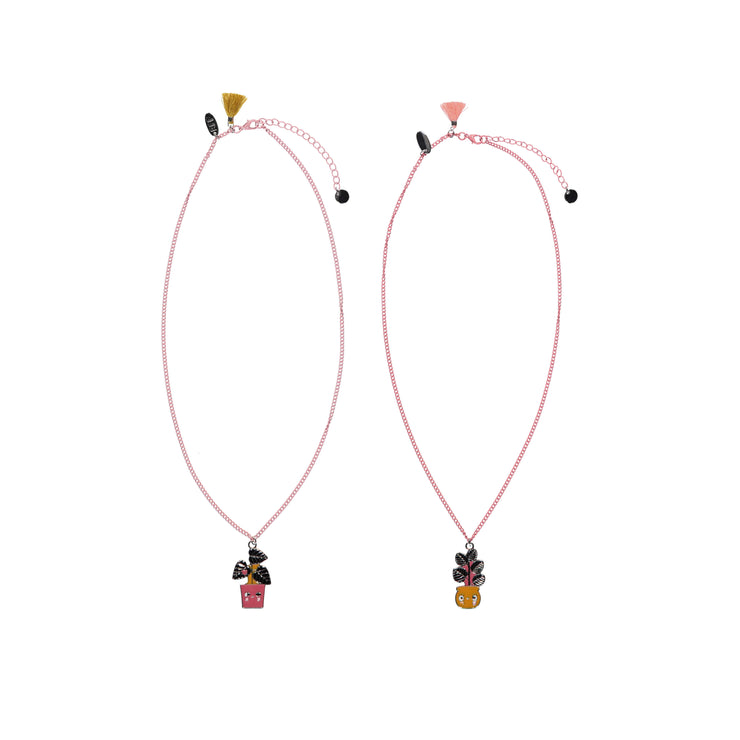 Ensemble de deux colliers || Set of Two Necklace