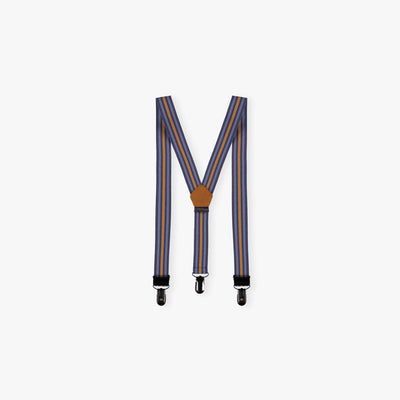 Bretelles bleues et jaunes || Blue and Yellow Suspenders