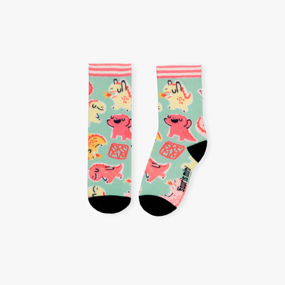 Chaussettes dinos || Dino Socks