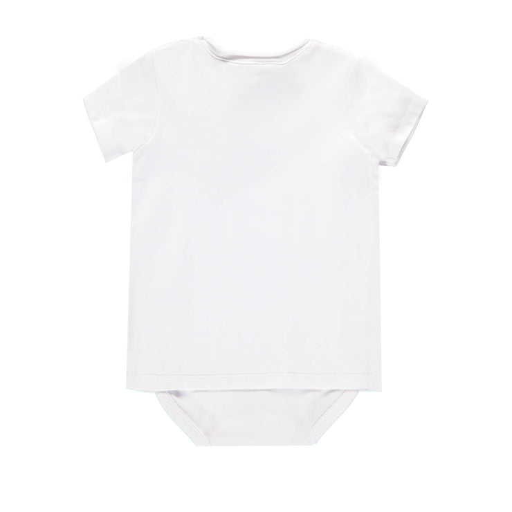 T-shirt cache-couche || Bodysuit T-shirt