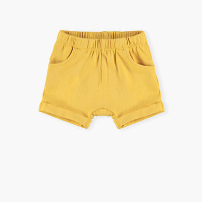 Short jaune || Yellow Shorts