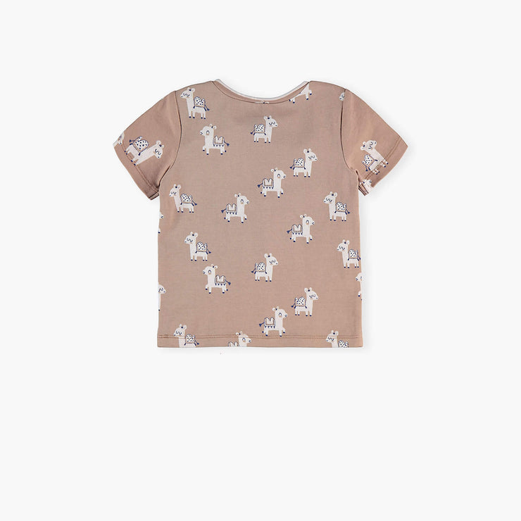 T-shirt à motifs  || Patterned T-shirt
