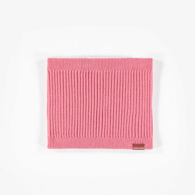 Cache-cou rose || Pink Neck Warmer