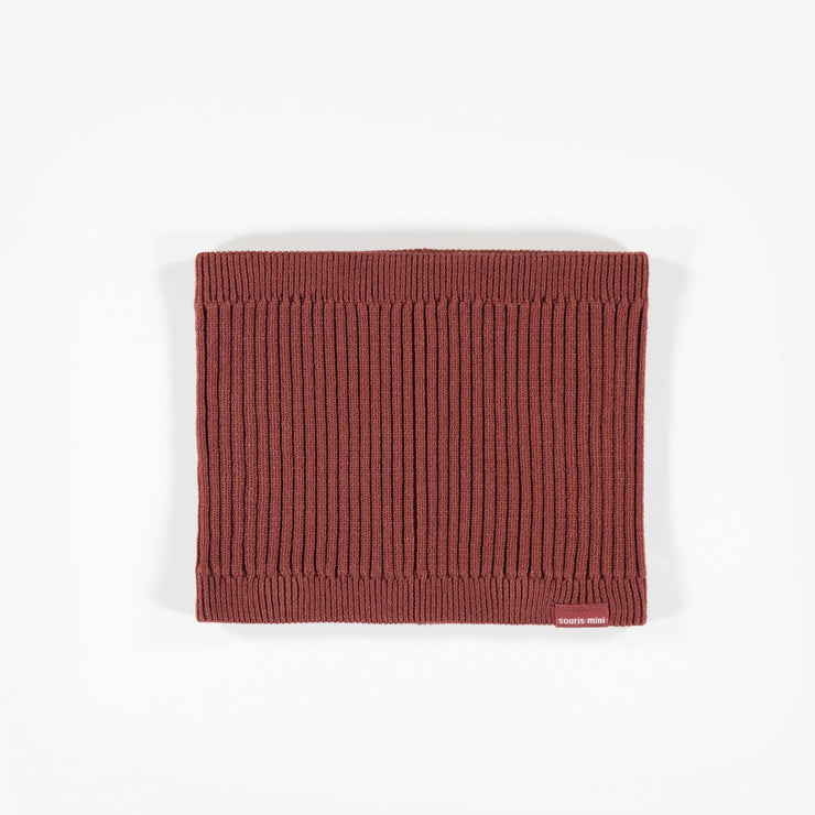 Cache-cou brun || Brown Neck Warmer
