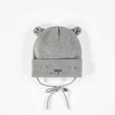 Tuque grise || Grey Toque