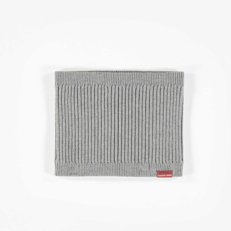 Cache-cou gris || Grey Neck Warmer