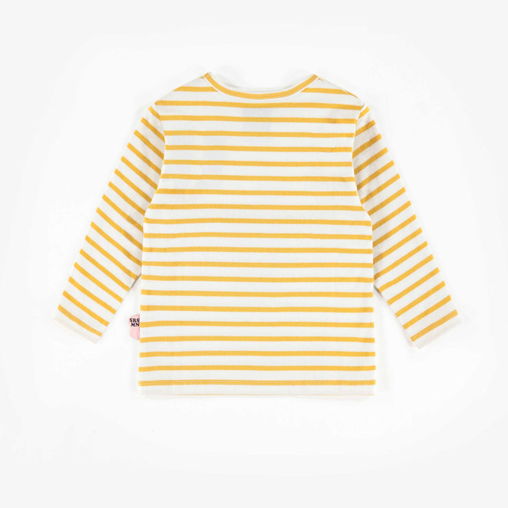 T-shirt à rayures à manches longues  || Striped Long-Sleeve T-Shirt