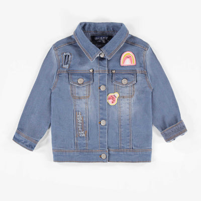 Blouson en denim  || Denim Jacket