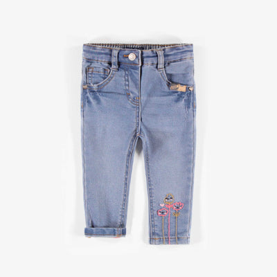Pantalon en denim léger || Light Denim Pants