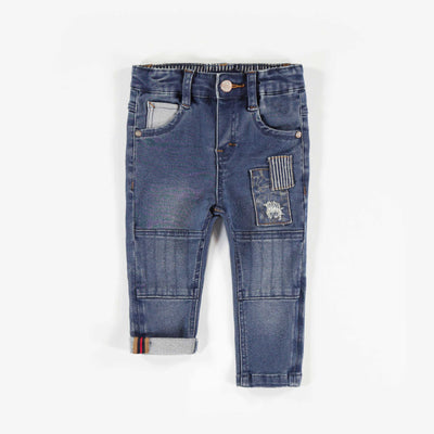 Pantalon de denim, bébé garçon || Denim Pants, Baby Boy