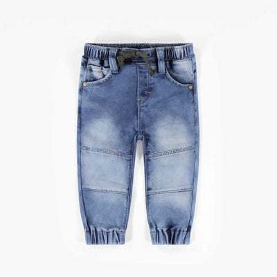 Pantalon jogging en denim  || Jog Denim Pants