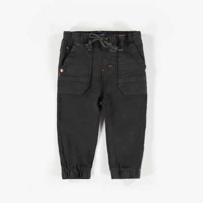 Pantalon charcoal, bébé garçon || Charcoal Pants, Baby Boy