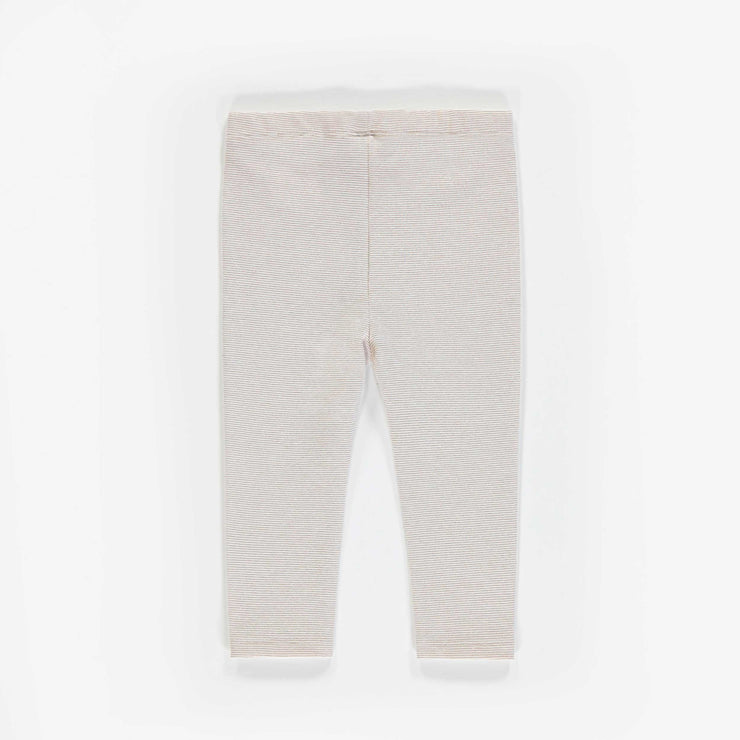 Legging de jersey brillant, bébé fille || Shinny Jersey Legging, baby girl