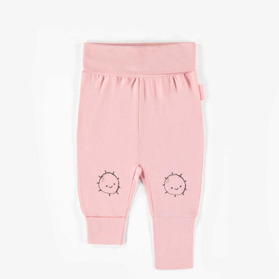 Pantalon évolutif rose || Adjustable pink pant