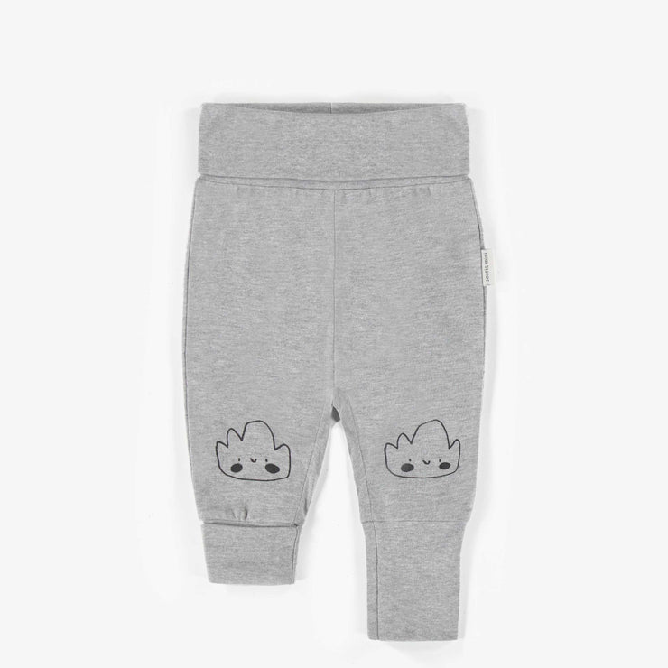 Pantalon évolutif gris || Adjustable grey pant