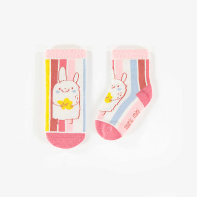 Chaussettes Jolis lapins || Pretty rabbit Socks