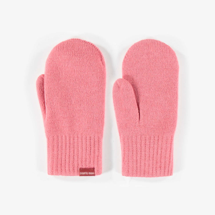 Mitaines roses  || Pink Mittens