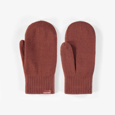Mitaines brunes  || Brown Mittens