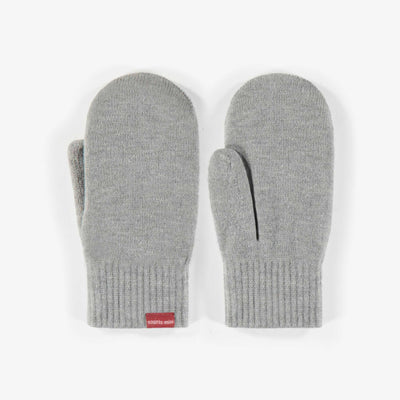 Mitaines grises  || Grey Mittens
