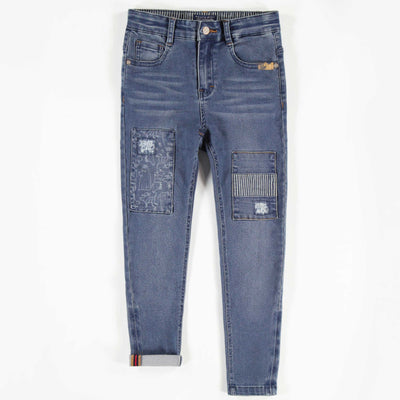 Pantalon de denim, garçon || Denim Pants, Boy