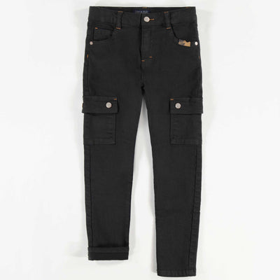 Pantalon de denim charcoal, garçon || Charcoal Denim Pants, Boy
