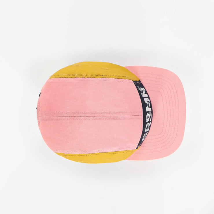 Casquette multicolore avec logo SRSMN, enfant fille || Multicolored Cap with SRSMN logo, child girl
